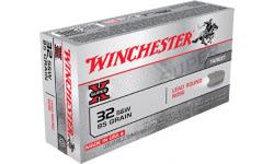 Winchester Ammo X32SWP Super-X 32 Smith & Wesson 85 GR Lead Round Nose - 50rd Box