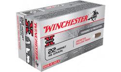 Winchester Ammo X22H2 Super-X 22 Hornet 46 GR Hollow Point - 50rd Box