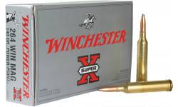 Winchester Ammo X2642 Super-X 264 Winchester Magnum 140 GR Power-Point - 20rd Box