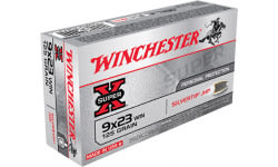 Winchester Ammo X923W Super-X 9x23 Winchester 125 GR Silvertip HP - 50rd Box