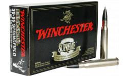 Winchester Ammo SBST3006 Supreme 30-06 150 GR Ballistic Silvertip - 20rd Box