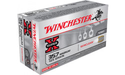 Winchester Ammo WC3571 WinClean 357 Magnum 125 GR Jacketed Soft Point - 50rd Box