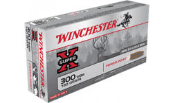 Winchester Ammo X300WSM Super-X 300 Winchester Short Magnum 180 GR Power-Point - 20rd Box