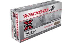 Winchester Ammo X7MMWSM Super-X 7mm Winchester Short Magnum 150 GR Power-Point - 20rd Box