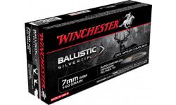 Winchester Ammo SBST7MMS Supreme 7mm Winchester Short Magnum 140 GR Ballistic Silvertip - 20rd Box