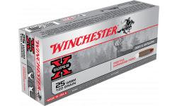 Winchester Ammo X25WSS Super-X 25 Wssm 120 GR Positive Expanding Point - 20rd Box