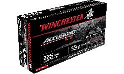 Winchester Ammo S325WSMCT Supreme 325 Winchester Short Magnum 200 GR AccuBond CT - 20rd Box