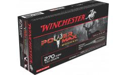Winchester Ammo X270SBP Super-X 270 Winchester Short Magnum 130 GR Power Max Bonded - 20rd Box