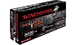 Winchester Ammo X30303BP Super-X 30-30 Winchester 170 GR Power Max Bonded - 20rd Box