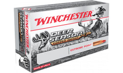 Winchester Ammo X243DSLF Deer Season XP 243 Winchester 85 GR Extreme Point Lead Free - 20rd Box