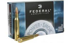 Federal 270A Power-Shok 270 Winchester 130 GR Soft Point - 20rd Box