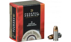 Federal P10HS1 Premium 10mm Hydra-Shok Jacketed Hollow Point 180 GR - 20rd Box
