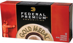 Federal GM38A Premium 38 Special Lead Wadcutter 148 GR - 50rd Box