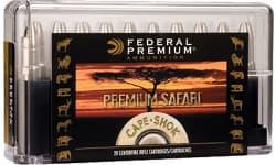 Federal P458T3 Cape-Shok 458 Win Mag TB Sledgehammer Solid 500 GR - 20rd Box