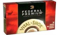 Federal P223F V-Shok Case, .223/5.56 NATO 55 GR Nosler Ballistic Tip - 20 Round Box - 200 Round Case