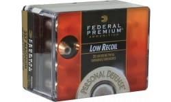 Federal PD357HS2H Premium Personal Defense 357 Magnum 130 GR Hydra-Shok Jacketed Hollow Point - 20rd Box