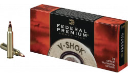 Federal P220B V-Shok 220 Swift 40 GR Nosler Ballistic Tip - 20rd Box