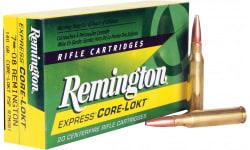 Remington Ammunition R7M081 Core-Lokt 7mm-08 Remington 140 GR Core-Lokt Pointed Soft Point - 20rd Box