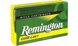 Remington Ammo R303B1 Core-Lokt 303 British Soft Point 180 GR - 20rd Box