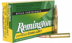 Remington Ammo R338W1 Core-Lokt 338 Win Mag Pointed Soft Point 225 GR - 20rd Box