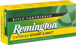 Remington Ammo R260R1 Standard 260 Rem Pointed Soft Point 140 GR - 20rd Box