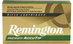 Remington Ammunition PRA17FB Premier 17 Remington AccuTip 20 GR - 20rd Box