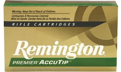 Remington Ammo PRA450B1 Premier 450 Bushmaster AccuTip 260 GR - 20rd Box