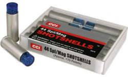 CCI 3744 Pistol 44 Special Shot Shell 140 GR - 10rd Box