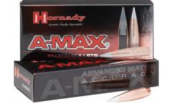 Hornady 8270 Match 50 Browning Machine Gun (BMG) 750 GR A-Max - 10rd Box