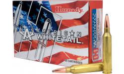 Hornady 80591 American Whitetail 7MM Remington Magnum 139 GR SP - 20rd Box