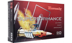 Hornady 81453 Superformance 25-06 Remington 117 GR SST - 20rd Box