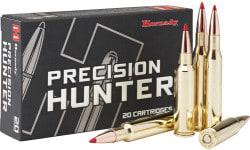 Hornady 82213 Precision Hunter 300 Weatherby Magnum 200 GR ELD-X - 20rd Box