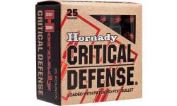 Hornady 90060 Critical Defense 32H&R 80 GR Mag Flex Tip Expanding - 25rd Box