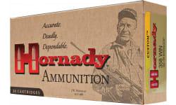 Hornady 91318 Custom 358 Winchester 200 GR Soft Point - 20rd Box
