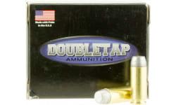 DoubleTap Ammunition 10MM230HC Desert Tech Hunter 10mm Automatic 230 GR Hard Cast - 20rd Box