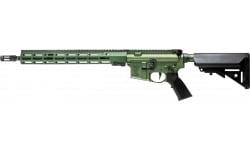 "Geissele 08-188-40G Super Duty Rifle 556 16"" Green"
