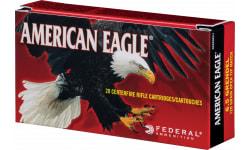 Federal AE65CRD1 American Eagle 6.5 Creedmoor 140 GR Open Tip Match - 20rd Box
