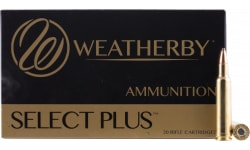 Weatherby N257115BST 257 Weatherby Mag Nosler Ballistic Tip 115 GR - 20rd Box