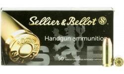 Sellier & Bellot 10A Handgun 10mm 180 GR Full Metal Jacket - 1000 Round Case