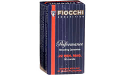 Fiocchi 22FWMC Hunting 22 WMR 40 GR FMJ - 500 Round Brick