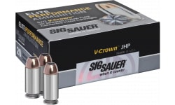 Sig Sauer E44SP1-20 V-Crown 44 Special 200 GR Jacketed Hollow Point - 20rd Box