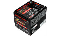 "Winchester Ammo S41045PD Elite PDX1 Defender 410/45 Colt (LC) 2.5"" 1/2oz 3 Defense Discs/12 BBs Shot - 20sh Box"