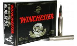 Winchester Ammo SBST3006A Supreme 30-06 168 GR Ballistic Silvertip - 20rd Box