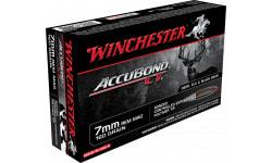 Winchester Ammo S7MMCT Supreme 7mm Remington Magnum 160 GR AccuBond CT - 20rd Box