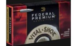 Federal P7WBTT1 Vital-Shok 7mm Weatherby Magnum 160 GR Trophy Bonded Tip - 20rd Box