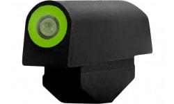 XS Sights RV-0003N-4G Standard Dot Tritium J-Frame & SP101 Green