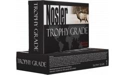 Nosler 48952 Trophy 338 Rem Ultra Mag 250 GR AccuBond Brass - 20rd Box