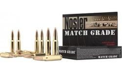 Nosler 51275 Match Grade 300 AAC Blackout 220 GR Custom Competition - 20rd Box