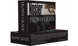 Nosler 60070 Trophy 375 H&H Mag 300 GR AccuBond Brass - 20rd Box