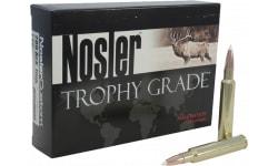 Nosler 60110 Trophy Grade 26 Nosler AccuBond LR 129 GR. - 20rd Box
